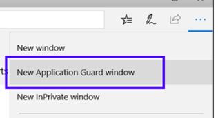 Application Guard 2