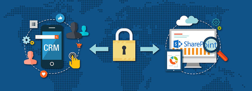 CRM to SharePoint Security