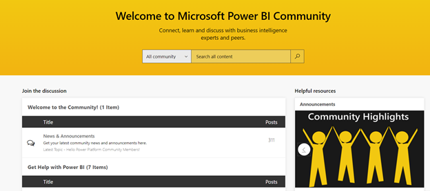 Getting Started with PowerBI 3