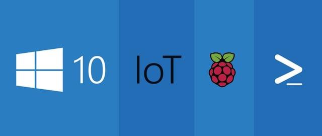Windows 10 IoT Internet of Things
