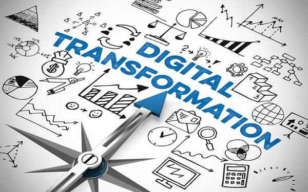 Application modernization and digital transformation