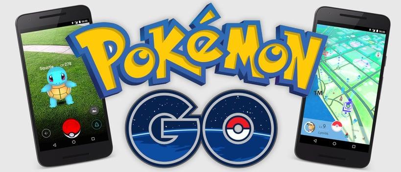 Pokemon Go Mobile Application Development