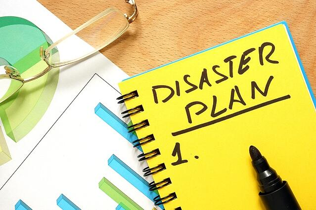 Is your disaster recovery plan up to date and tested?